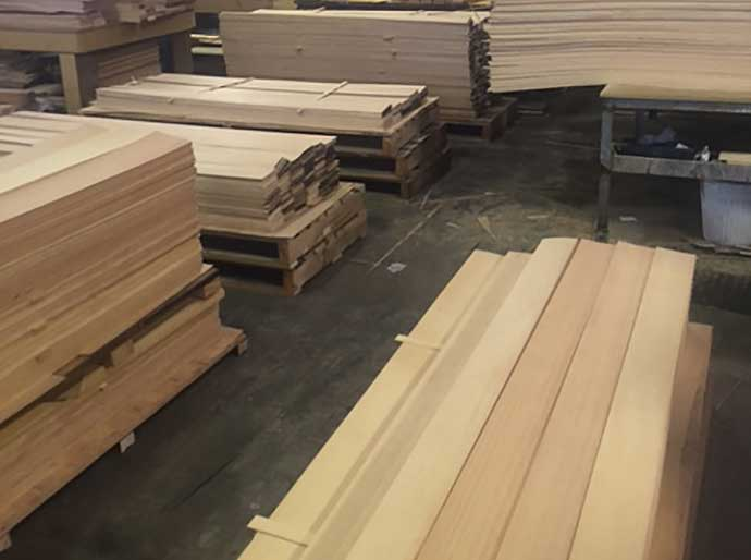 BC Veneer for the window and door industry